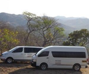 Airport Transfer to Bahia del Sol Potrero Beach
