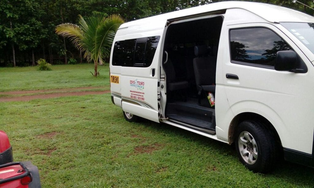 Airport Transfers to Tabacon Grand Spa Resort