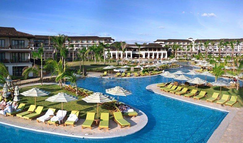 Transfers to JW marriott hotel resort